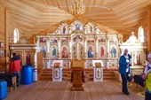 Церковь в Североенисейске