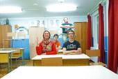 В Суриндинской школе