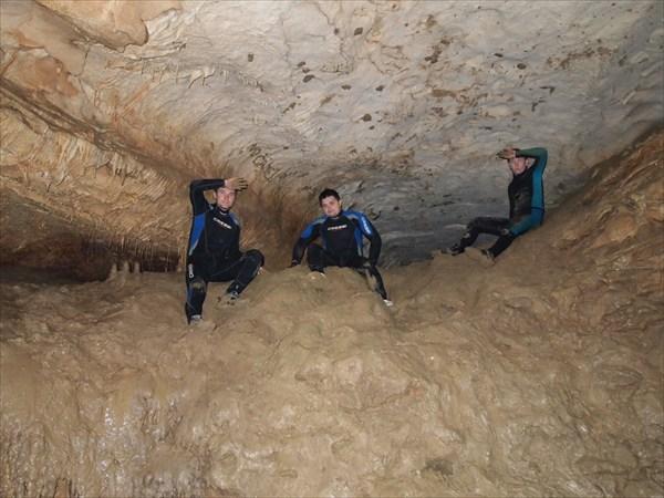 Шакуранский комплекс, нижняя пещера