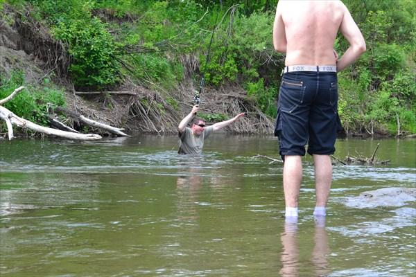 По рыбачить захотел