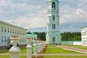 Свирьский мужской монастырь. Звонница
