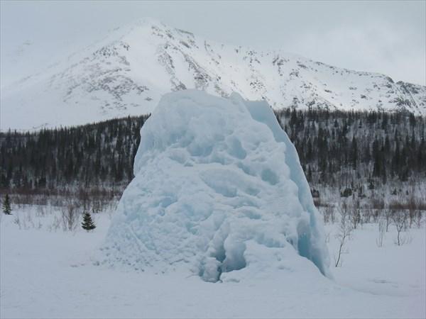 Замерзшая скважина