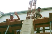 строители в Батуми