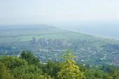 Вид с горы Мамдзышка
