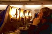 Долгожданный рейс в Окленд.
