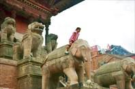 Бхактапур и Боднатх
