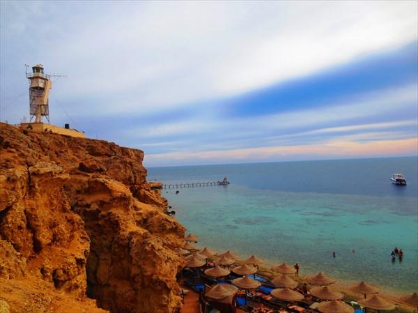 Пляж Фанара Бич (Шарм-эль-Шейх)