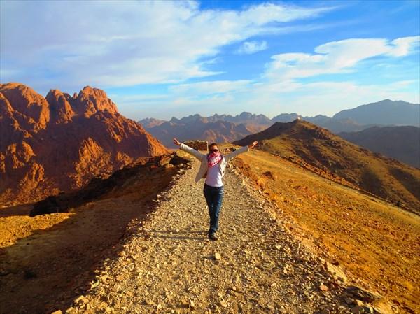 Тропа на гору Синай