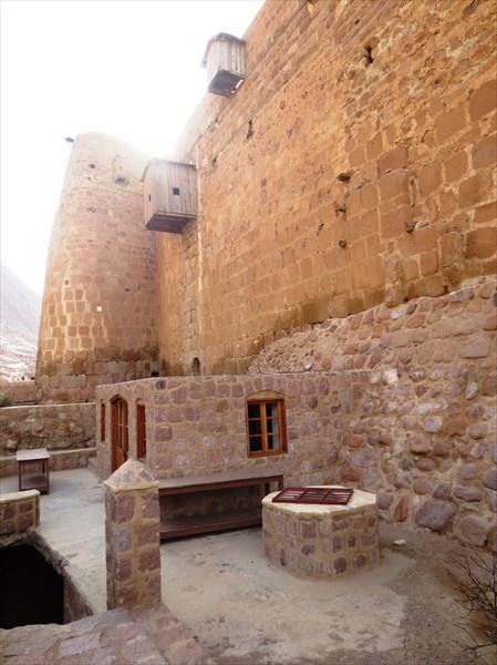 Монастырь святой Екатерины 6 в