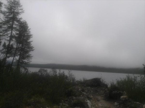 Просто озеро...