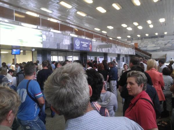 В аэропорту Кадала