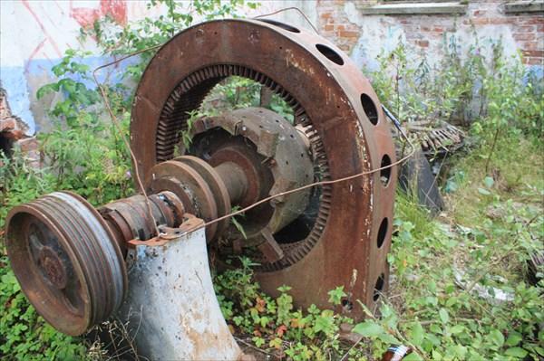 У финской ГЭС
