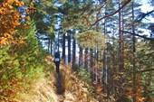 Тропы склонов Малого МАркопиджа