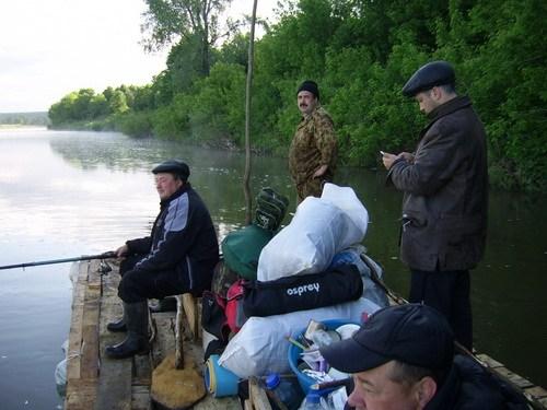 рыбалка на реке ик татарстан видео