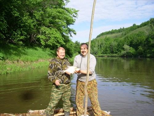 рыбалка на ике