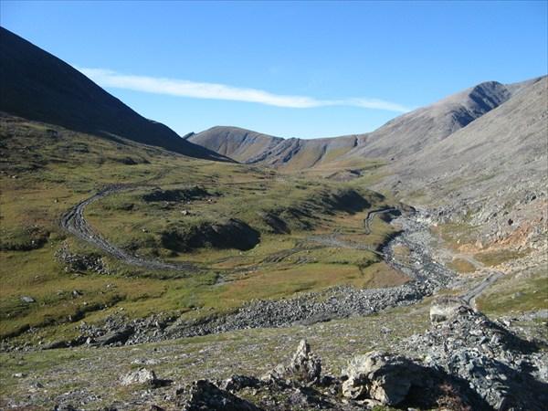 Тропы геологов