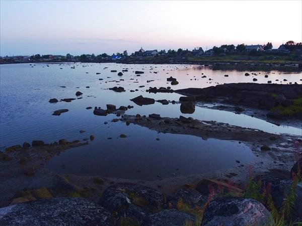 Недружелюбное Белое море.