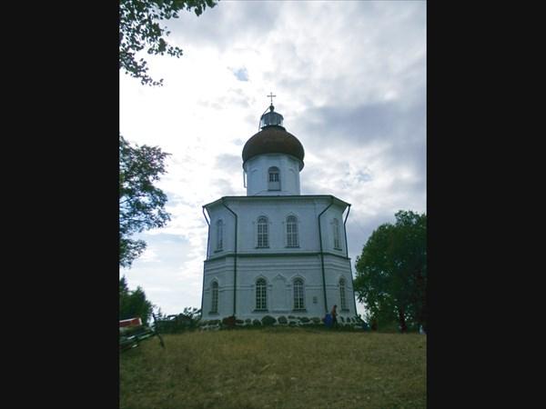 Церковь Вознесения Господня (1862, Шахларев). Церковь-маяк.