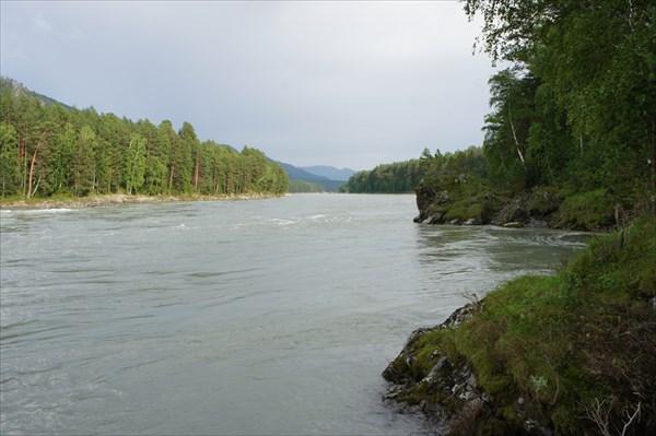 Река Катунь. Красавица.