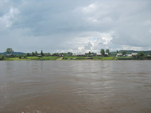 Село Заречное