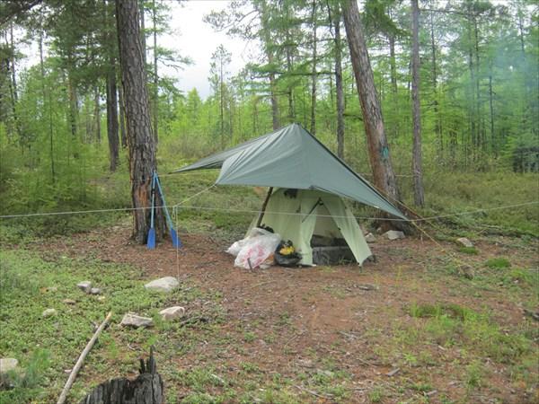 Штормовой лагерь