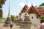 Ват Пхо, Храм Лежащего Будды