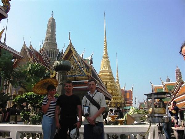 Ват Пхра Кео, Храм Изумрудного Будды