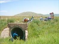 2008.07.31. Шин - Саглы - пост ГАИ (Хандагайты).