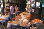 Типичный рынок на Ближнем Востоке