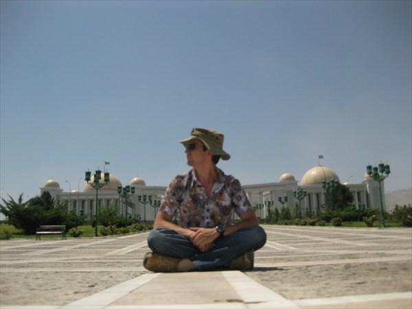 Национальный культурный центр имени великого Сапармурата и я
