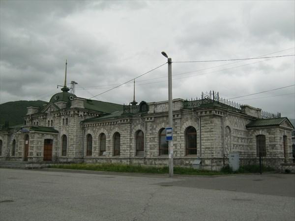 Станция Слюдянка