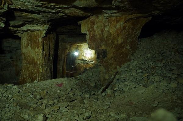 """В пещере """"Лисичка"""""""
