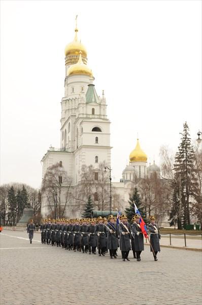 Колокольня Ивана Великого и Успенская звонница1505-1600 годы