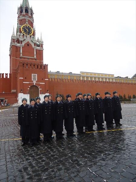 Спасская башня 1491