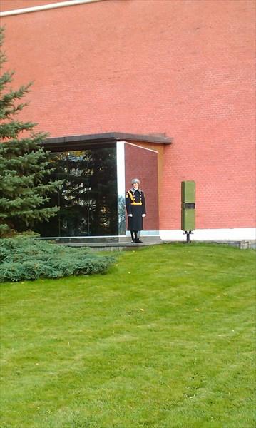 Александровский сад, Могила неизвестного солдата