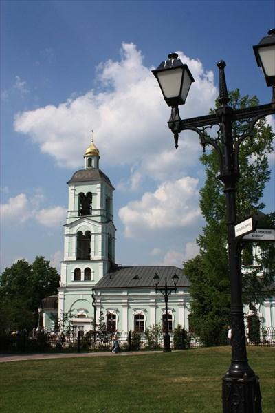 Церковь Пресвятой Богородицы «Живоносный источник» 1759-1765
