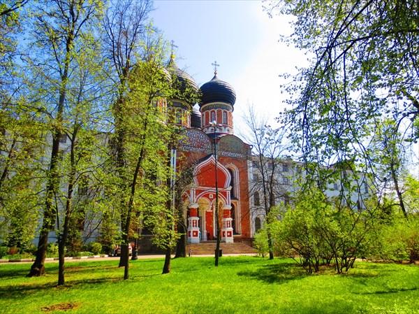 Собор Покрова Пресвятой Богородицы 1671–1679 гг.