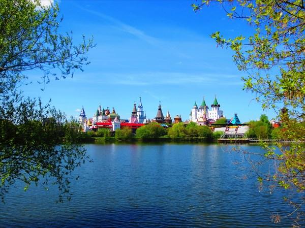 Вид на Измайловский кремль 1998—2007
