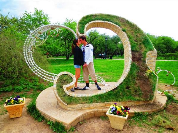 Композиция «Аллея любви»