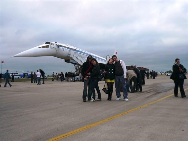 Аэродром Жуковский MAKS 2009