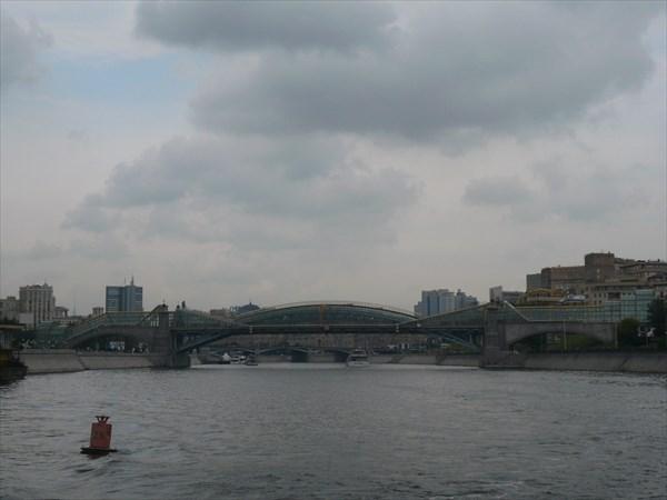 Мост Богдана Хмельницкого 2001
