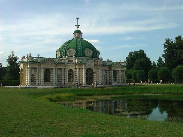 Грот, Усадьба Кусково 18 века