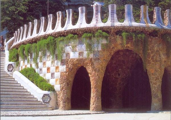 Неповторимая барселона: sagrada familia антонио гауди (antonio gaudi)