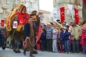 Парад верблюдов в Сельчуке