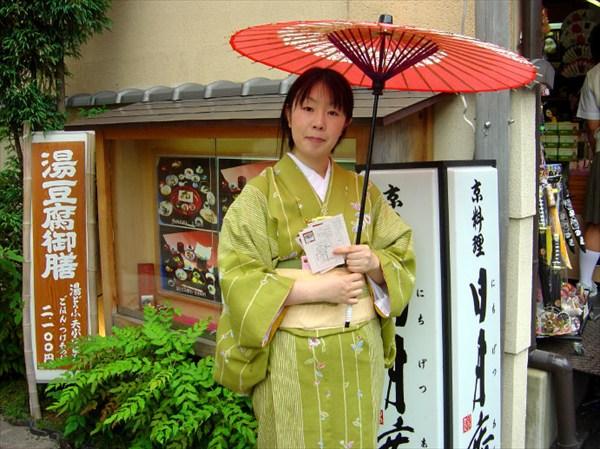 на фото: Япония в лицах