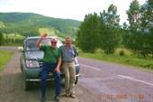 Экспедиционеры Саша и Вова