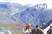 на перевале Рига-Турист (1б)