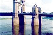 Мост королевы Луизы, Советск.