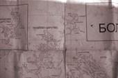 Карта Большой Орешной