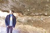 Грот - место стоянки древнего человека